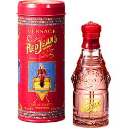Versace Red Jeans Eau de...