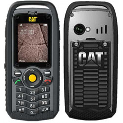 Cat B25 Dual-SIM black WEST