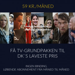 TV - grundpakke med Android...