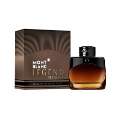 Mont Blanc Legend Night Eau...