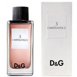 Dolce & Gabbana D&G 3...
