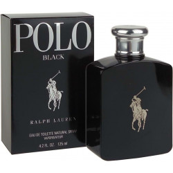 Ralph Lauren Polo Black Eau...